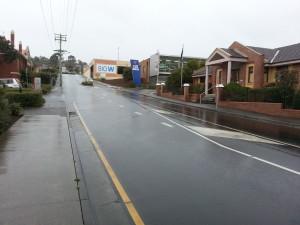 Hutchins Street